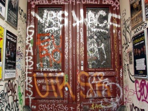 Kreuzberg Graffiti 1