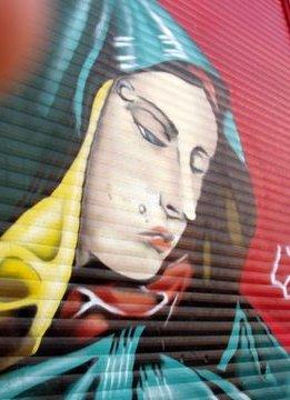 Goddess of Kreuzberg