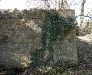Rosyth Churchyard wall