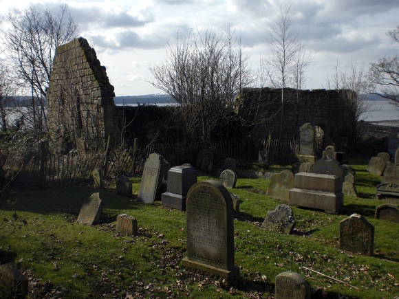Rosyth Churchyard
