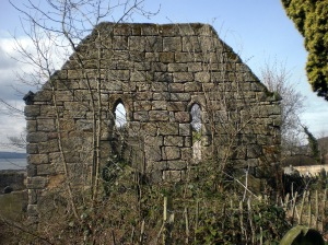 East Gable -Outer