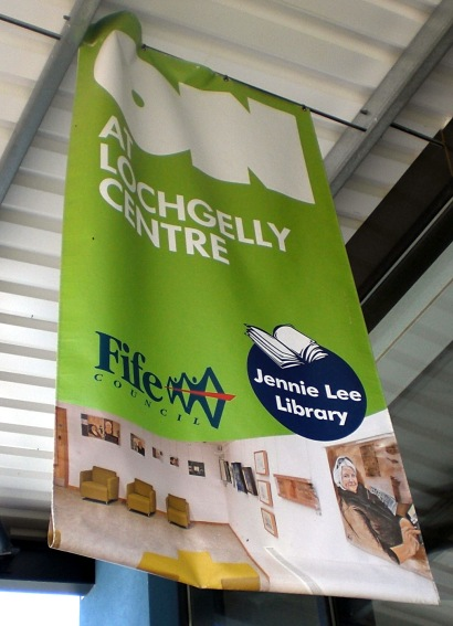 Lochgelly Centre and Jennie Lee Library