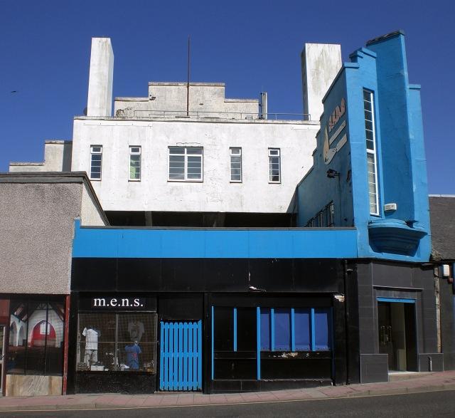 Cinema De-Luxe Lochgelly