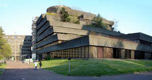 Bobigny - Prefecture Building