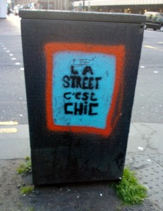 La Street C'est Chic 1