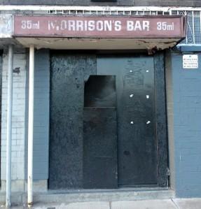 Morrisons Bar