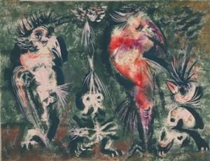 Karl Gotto Gotz - Ein Kunststück (1947)