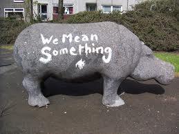 We Mean Something
