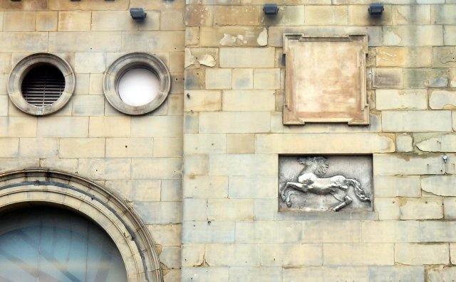 Encased Horse Huddersfield
