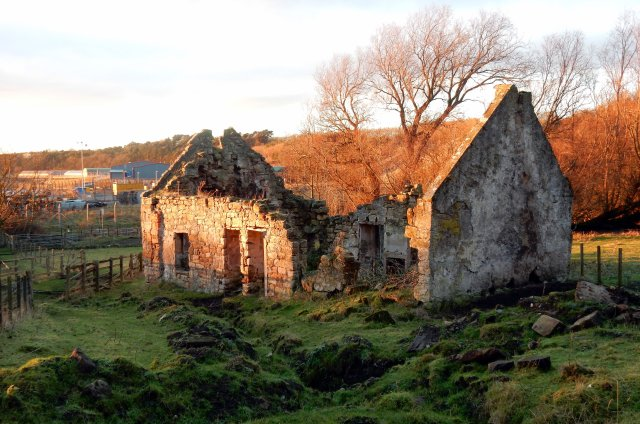 Ruined Cottage Crombie