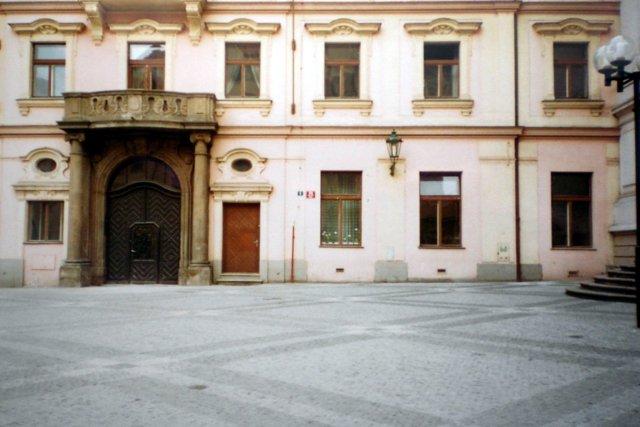 Kafka Birthplace